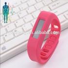 Smart fitness watch smart health watch 3D pedometer calories healthy smart wristwatchs