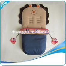Funny animal shaped kids sleeping bag,indoor children sleeping bag,wearable sleeping bag