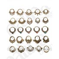 30pcs Best sellers Mix Brass Septum piercing