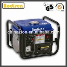 mini 650W gasoline generator