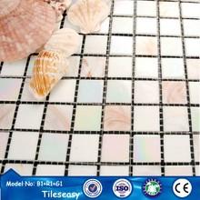 home interior building material design modern wall glass mosaic