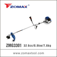 names agricultural tools 32.6cc ZMG3301 brush cutter japan for lectra cutter blade vibration