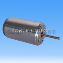 Slotless brushless permanent magnet motor 28V 180w