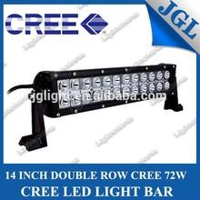 5JG-ULB72 72W CREE LED WORK LIGHT BAR FLOOD SPOT OFFROAD ATV 4X4 DRIVING LAMP