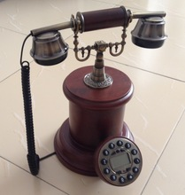 Telephone desk stand for home