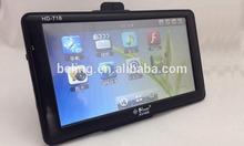 car gps navigation,512MB 8G,FM,AV-IN,7 inch gps navigator,handheld navigation