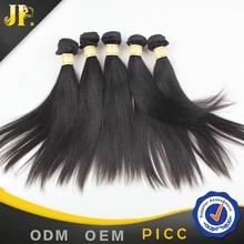 JP Hair Peruvian silky straight wave natural color virgin cuticle hair