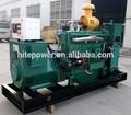 China marke neupreis ce und ISO genehmigt 100kw biogas-generator preis