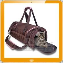 Length Extender traveling pet carrier