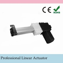 mini dc push pull motor 120vac to 24vdc transformer, approximately 5A, plugin linear actuator