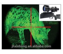Sniper adjustable objective optical riflescope,Digital night vision riflescope ATN dgwsxs312a