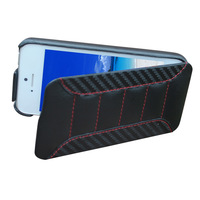 Retro Credit Card PU Business Flip Leather Case for iPhone 5 5s