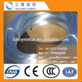 Fio de ferro galvanizado bobinas 5.5mm/baixo carbono fio do ferro