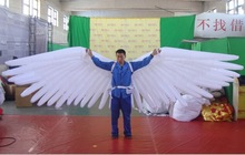 inflatable decorative angel wings for sale
