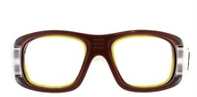 Good quality cheap made in China football glasses