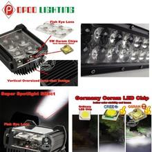 Wholesale osram led driving light bars, 480W osram 50 inch osram led driving light bars