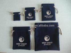 black velvet jewelry pouch customized pillow pouch bag velvet gift drawstring bag