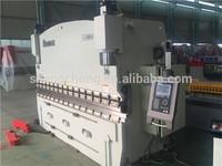 WC67K-100T/3200 DA-52 conical plate rolling machine