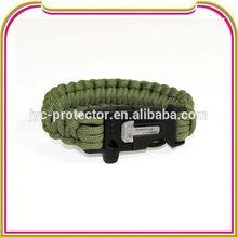I186 2015 top one hiking survival bracelet