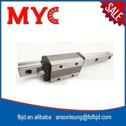 China hot sale brass retainer linear sliding rail