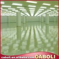 Caboli heavy resistance epoxy concrete warehouse floor coating