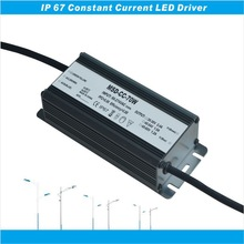 Can be customized 70W waterproof led power supply constant current waterproof ip67 led power supply
