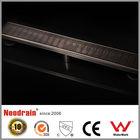 Novelties wholesale china linear floor drain