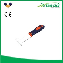 putty knife for coating building wall, construction building knife with rubber Handle For One Dollar Item FA-8785