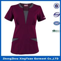 Surgical uniform/medical scrubs uniform/clinic nurse uniform/medical scrub suits