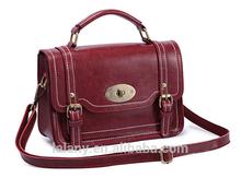 2015 upscale shoulder handbags, handy messenger bags, customer logo shoulder bags for women