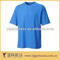 Personalizado venta al por mayor a granel en blanco t - shirt