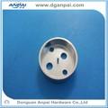 Personalizado usinagem cnc / forjar electrolux aspirador de pó peças
