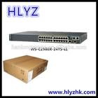 Original 24 port network best sales WS-C2960X-24TS-LL cisco switch