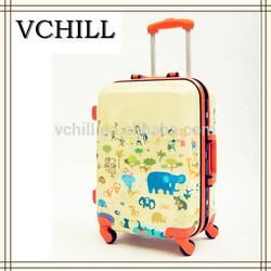 China Factory Great Cartoon Character Luggage