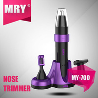 3 IN 1 Rechargeable Nose Hair Trimmer/ Hair Trimmer/Eyebrow Trimmer
