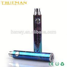 Acceptal paypal 2015 electronic cigarette haha evod passthrough battery evod vaporizer