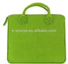 wool felt bags felt case for ipad wool felt fashion tablet pc case bag computer bag wool pouch