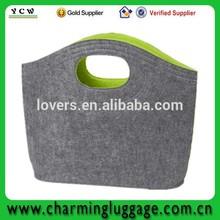 felt carry bag felt bag