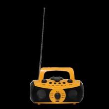 Portable travel speaker+power bank+led flashlight