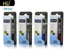 HSJ 1473 Electronic Cigarette starter kit dry herb vaporizer exgo w3