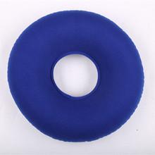 Hzozheng Popular small size Inflatable donut blue Anti-decubitus seat cushion