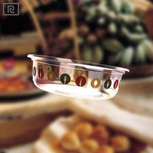 P240-P 8oz 240ml biodegradable plastic - pla deli container