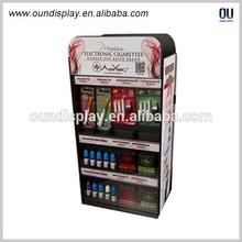 e-liquid atomizer display rack for shop interior design