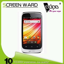 High quality new coming cell phone accessory mirror screen protector for micromax gold A300