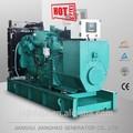 Precio de 250kva generador eléctrico, Generador de precios, 250kva gensets con Cummins engine
