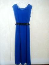 HIJ-14-WD-82-002 Long Chifon Dress - Summer new style