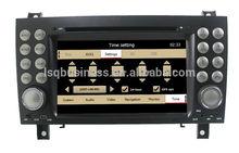 Car DVD/GPS player for Mercedes Benz SLK (2004-2012) SLK200,SLK280,SLK350,SLK55