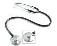 stainless single head colorful stethoscope
