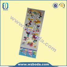 Tamper packaging tape tamper void security sticker