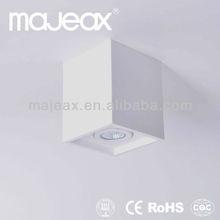 European modern plaster GU10/GX5.3 surface mounted downlight